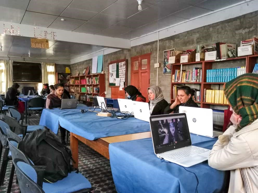 Equipping The Women Of Gilgit Baltistan With Digital Marketing Skills