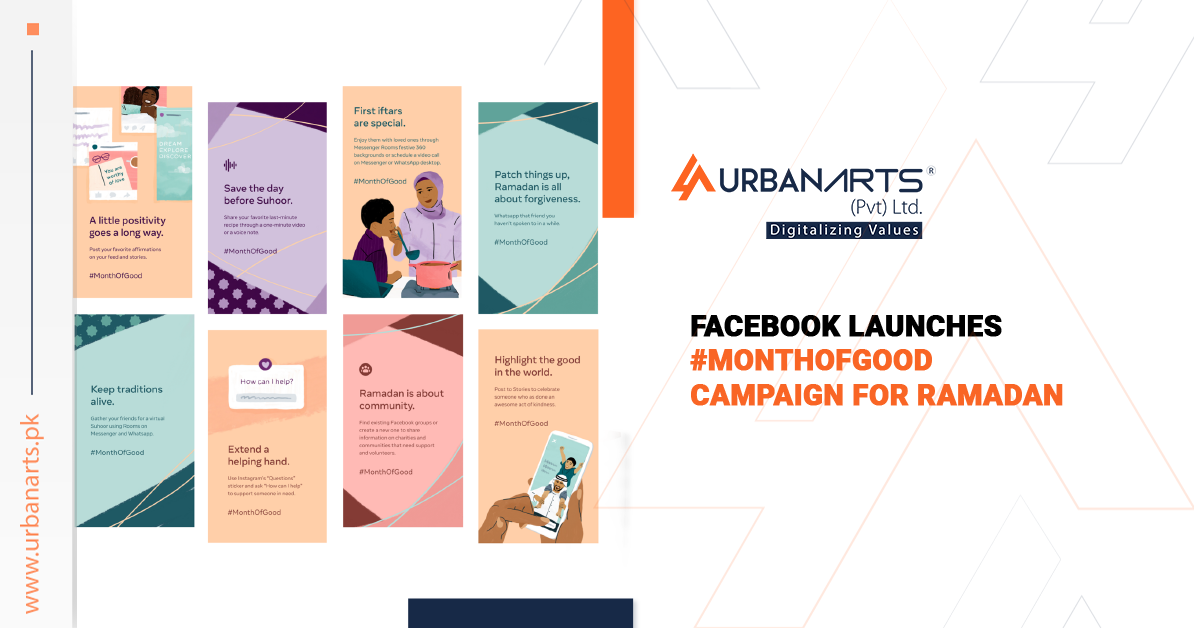 Facebook launches #MonthofGood campaign for Ramadan